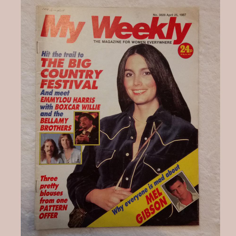 Vintage Magazine For Sale