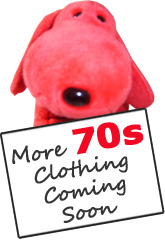 More Vintage 1970s Clothes Coming Soon